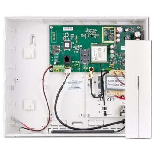 Jablotron centrale met LAN en GSM draadloos