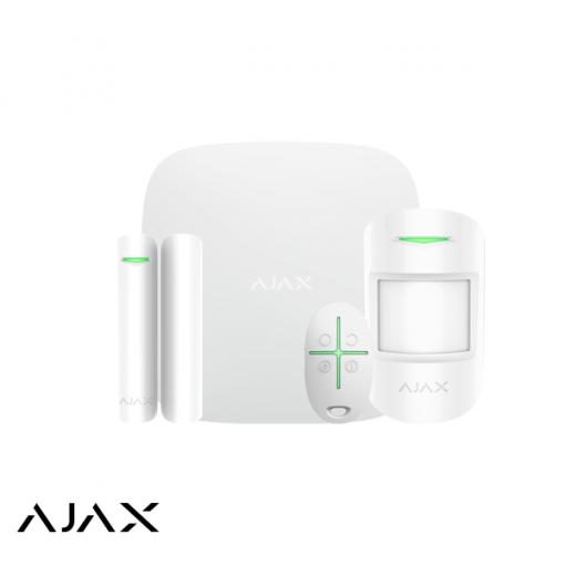 Ajax alarmsysteem HUB KIT wit.