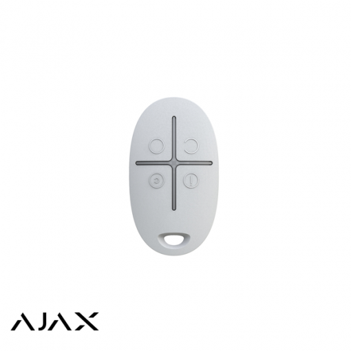 Ajax alarmsysteem afstandsbediening 4 knoppen.