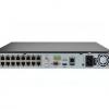Hikvision NVR DS-7616NI-K2/16P met 16 POE.